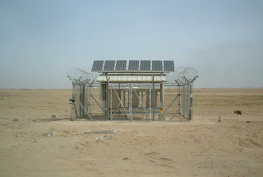 ISOLATED PHOTOVOLTAIC SYSTEMS